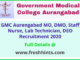 GMC Aurangabad Staff Nurse Recruitment 2020