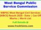 West Bengal Civil Services Exam Result 2020