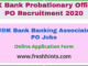 J&K Bank Banking Associate PO Jobs