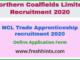 NCL Trade Apprenticeship recruitment 2020