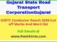 GSRTC Conductor Result