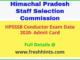 HRTC Conductor Admit Card