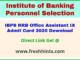 IBPS RRB CRP IX OA Call Letter 2020 Download