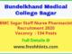 BMC Sagar Staff Nurse Pharmacist Recruitment 2020
