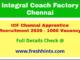 Chennai Railway ITI Apprentice Bharti 2020