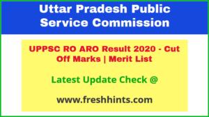 UP Samiksha Adhikari Results 2020