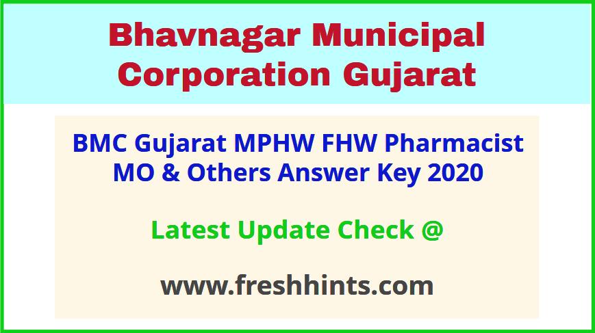 bhavnagar-mahanagar-palika-mphw-fhw-answer-sheet-2020