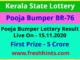 Kerala Puja Bumper Lottery Results 2020