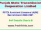 PSTCL Assistant Lineman Vacancy 2021