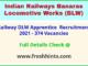 Railway DLW Apprentice Recruitment 2021