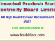 HP Bijli Board Driver Recruitment 2021
